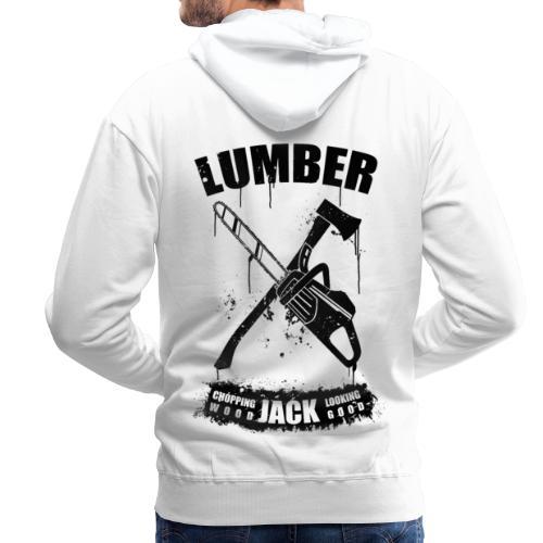 Luberjack - Männer Premium Hoodie
