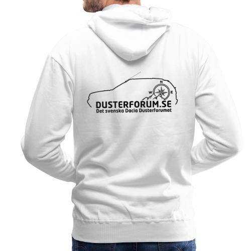 Dusterforum Logo #2 - Premiumluvtröja herr