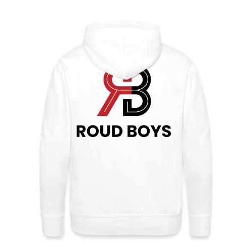 Logo (2018) - Sweat-shirt à capuche Premium pour hommes