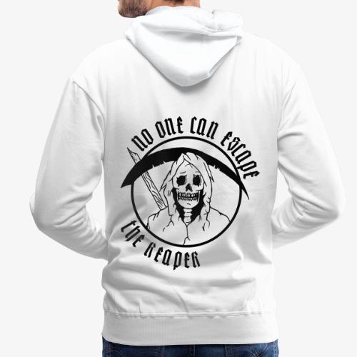 The Reaper - Sweat-shirt à capuche Premium pour hommes