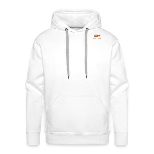 1991 - 2016 - Herre Premium hættetrøje