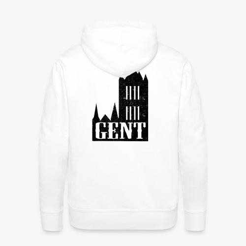 Gent - Mannen Premium hoodie