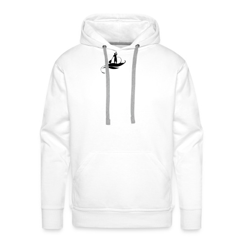 paddle Man - Sweat-shirt à capuche Premium pour hommes