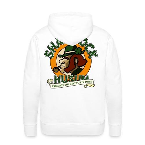 Shamrock Husum Logo - Männer Premium Hoodie