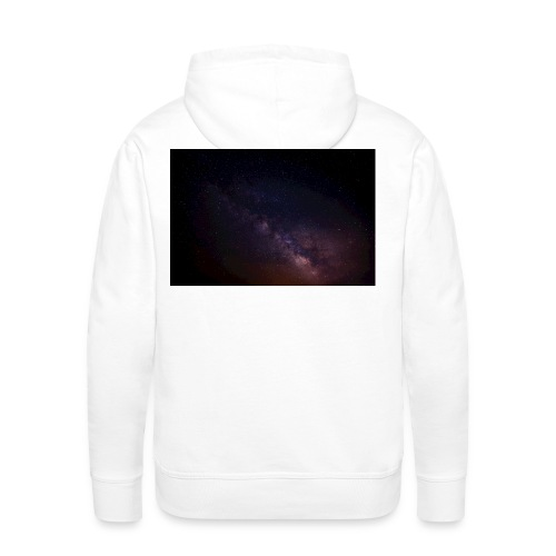 Galaxie - Männer Premium Hoodie