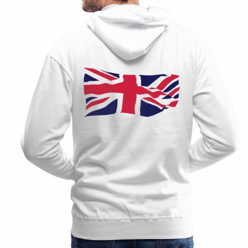 British Flag - Men's Premium Hoodie