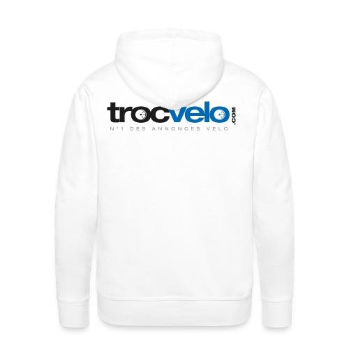 Logotype v6 png - Sweat-shirt à capuche Premium pour hommes