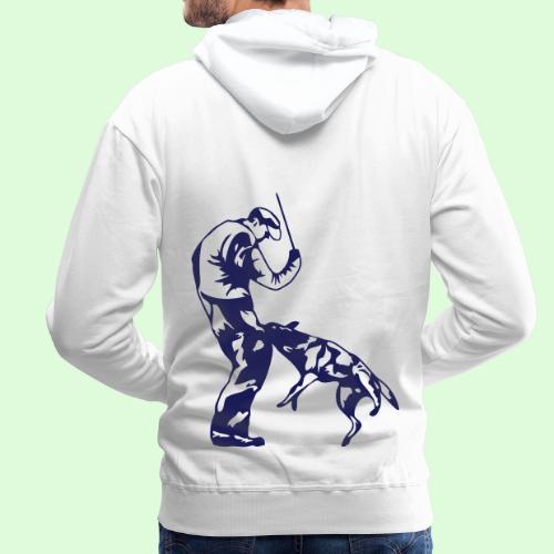mordant - Sweat-shirt à capuche Premium pour hommes