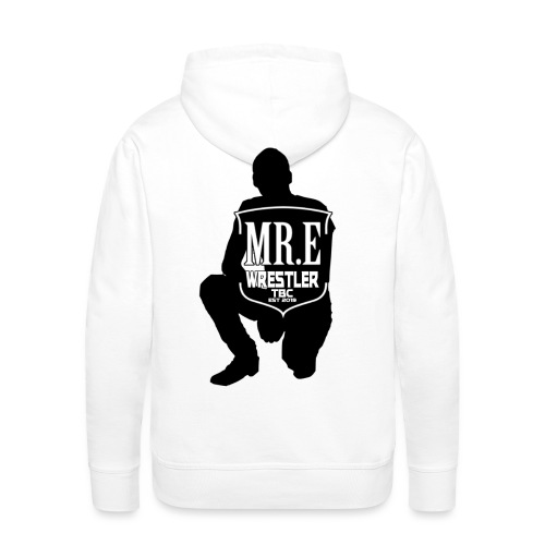MR E T -shirt - Men's Premium Hoodie
