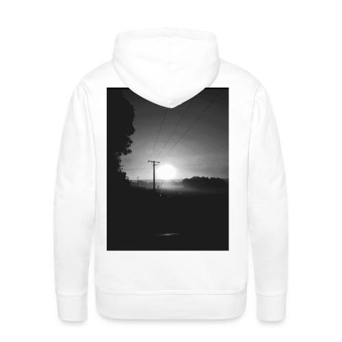Sun Awake - Sweat-shirt à capuche Premium pour hommes