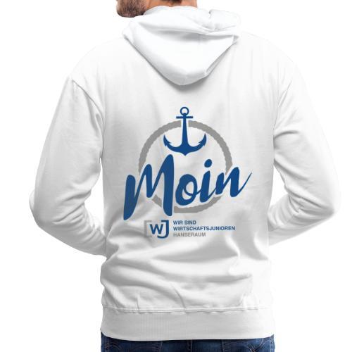 Moin Hanseraum - Männer Premium Hoodie