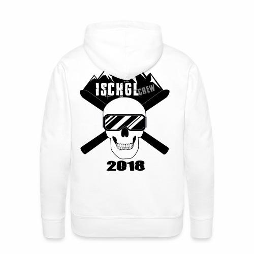ischgl_crew_2018 - Männer Premium Hoodie