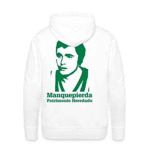 mpphgordillo - Sudadera con capucha premium para hombre