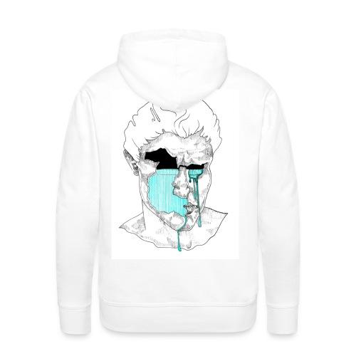 'Cry Me A River Baby' Grafik - Männer Premium Hoodie
