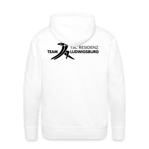 teamresidenzlogosw - Männer Premium Hoodie