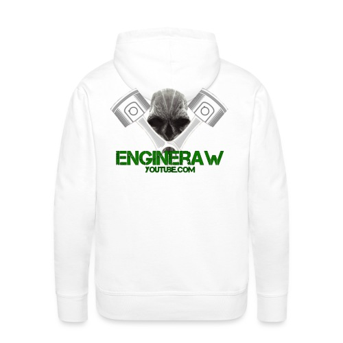 Engineraw - Premium hettegenser for menn