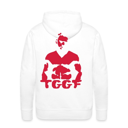 TGGF Logo - Männer Premium Hoodie