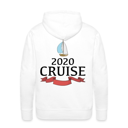 kreuzfahrt 2020 - Männer Premium Hoodie