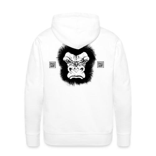 team gorilla copy - Men's Premium Hoodie