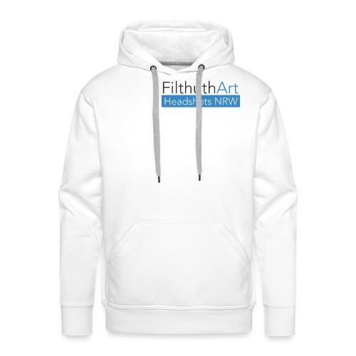 FilthuthArt Logo dark - Männer Premium Hoodie