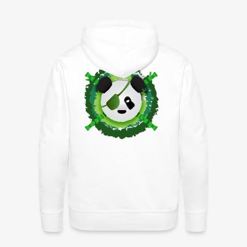 Pirate of the Jungle - Sweat-shirt à capuche Premium pour hommes