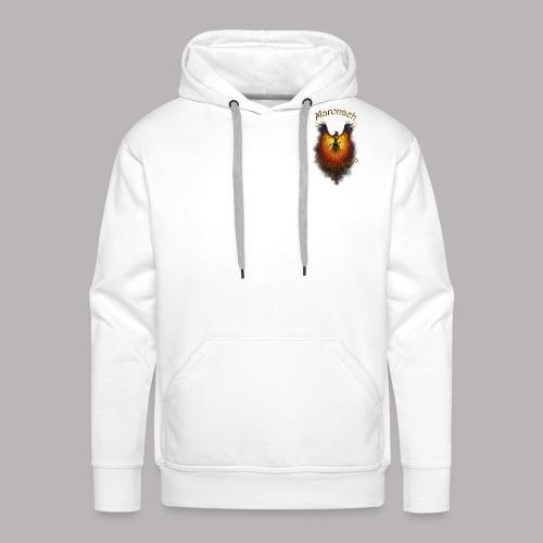 Maronach-und-Logo - Männer Premium Hoodie
