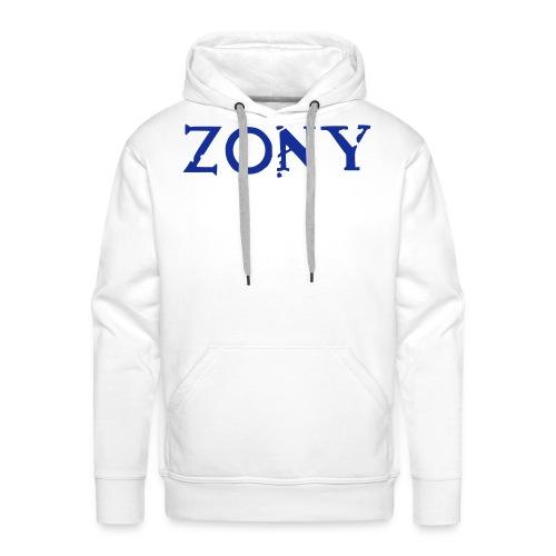 zony auch klein - Männer Premium Hoodie
