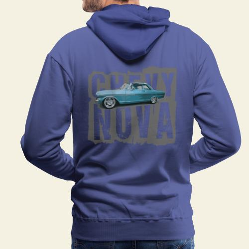 nova - Herre Premium hættetrøje