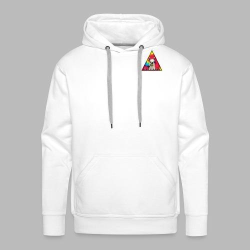 Illumilama logo T-shirt - Men's Premium Hoodie