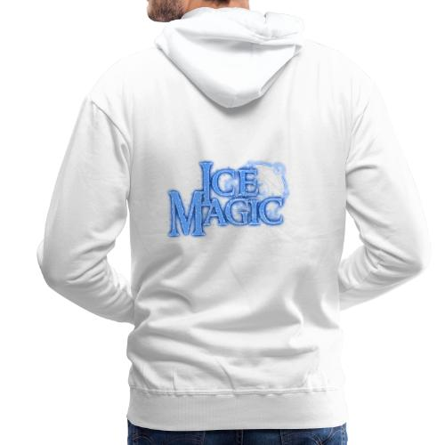 Ice Magic - Männer Premium Hoodie
