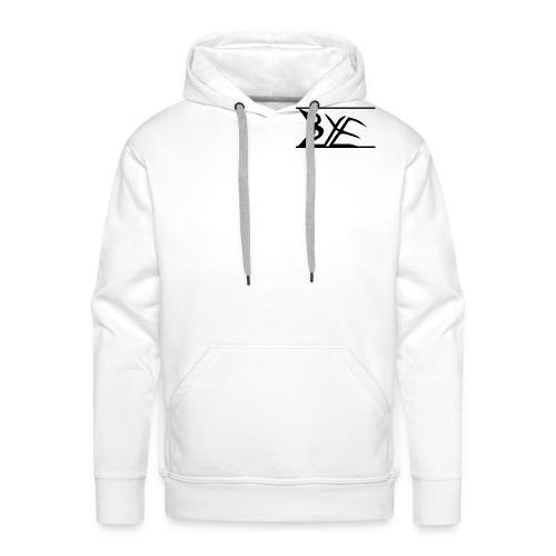 BYE Logo - Männer Premium Hoodie