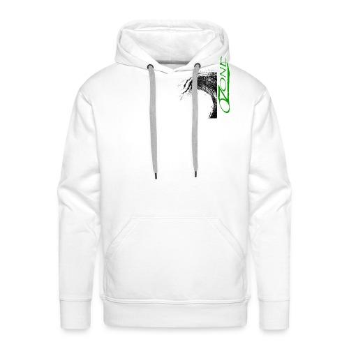 vague det - copie - Sweat-shirt à capuche Premium pour hommes