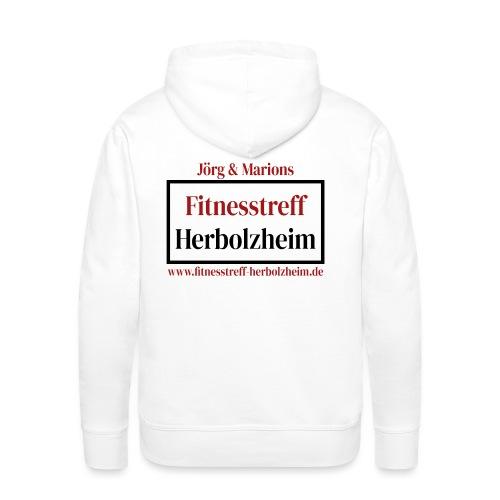 Fitnesstreff Herbolzheim - Männer Premium Hoodie