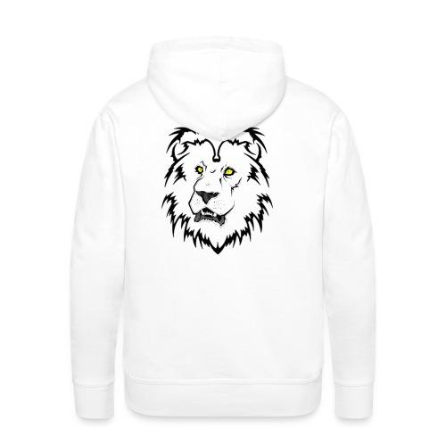 Logo Bred - Sweat-shirt à capuche Premium pour hommes