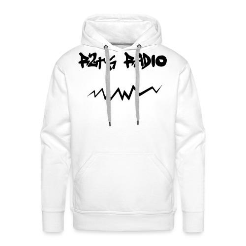 SignalR2TKRADIO - Sweat-shirt à capuche Premium pour hommes