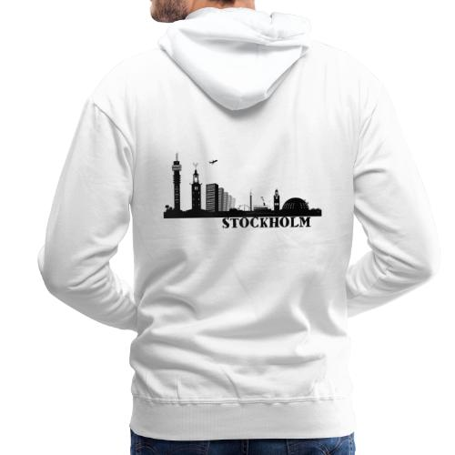 Stockholm - Premiumluvtröja herr