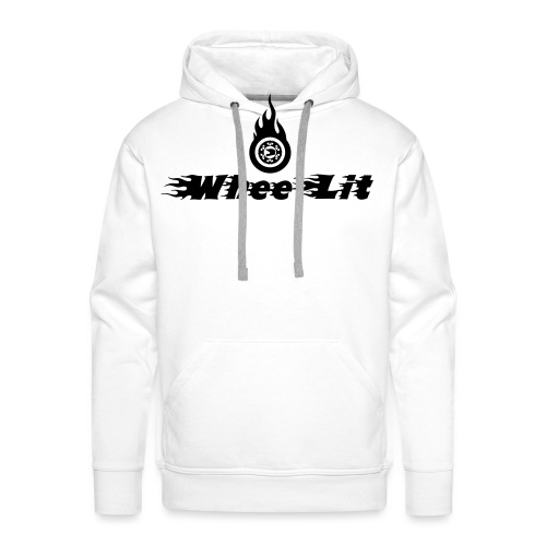 WheeLit - Männer Premium Hoodie