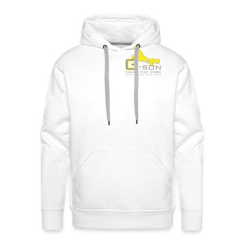 G son Logo - Männer Premium Hoodie