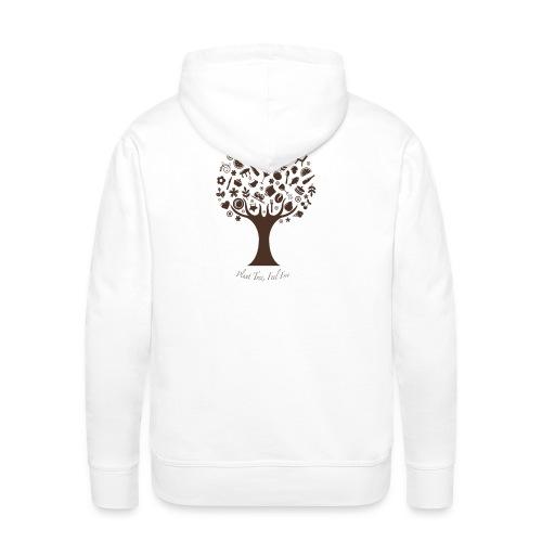 Plant Tree Feel Free - Männer Premium Hoodie