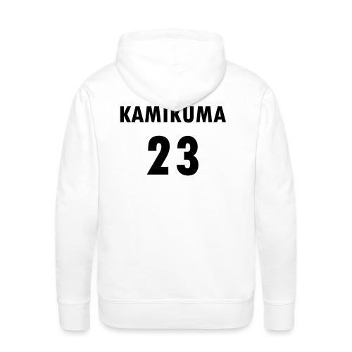 KamiKuma 23 - Männer Premium Hoodie
