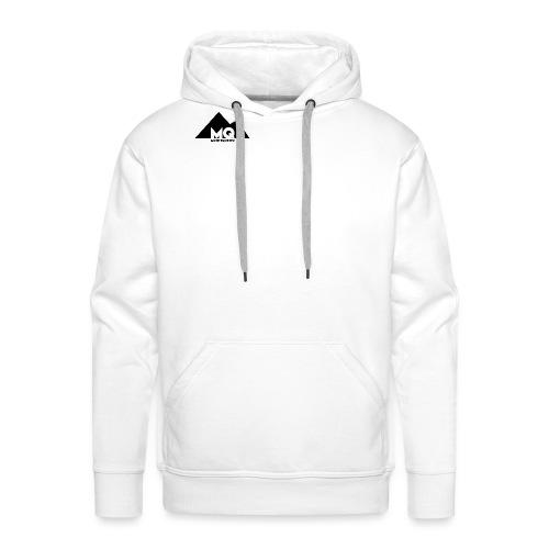MQ Logo groß - Männer Premium Hoodie