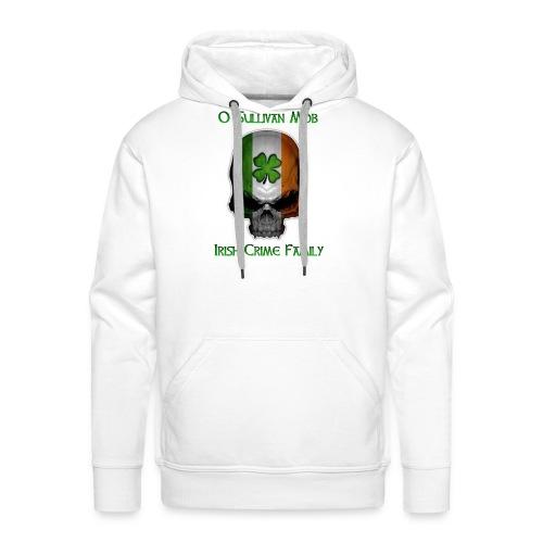 Irish OSM Skull - Männer Premium Hoodie