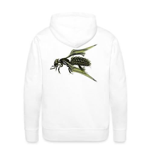 Robo Bees - Männer Premium Hoodie