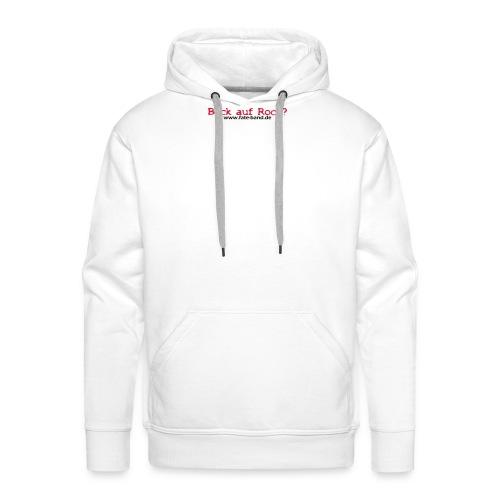 fate logo spreadshirt 4 - Männer Premium Hoodie