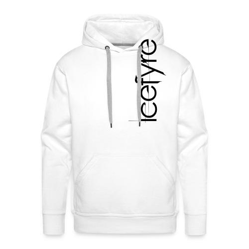 icefyre logo b png - Männer Premium Hoodie