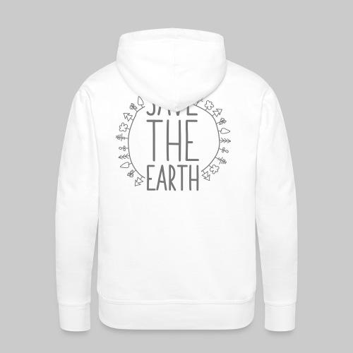Safe the Earth - Männer Premium Hoodie