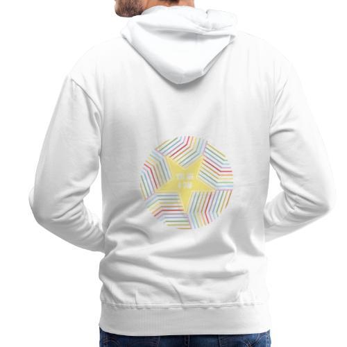 You are a star - Sweat-shirt à capuche Premium pour hommes
