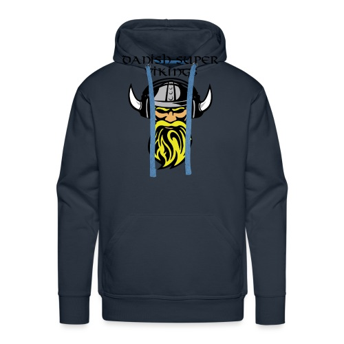Slogan.png Sportsbeklædning - Herre Premium hættetrøje