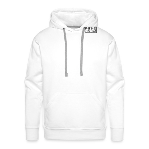 peko wear vector - Men's Premium Hoodie