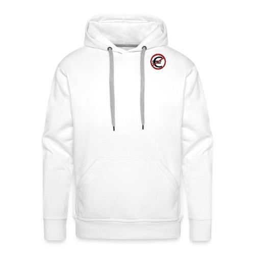 Non EURO - Sweat-shirt à capuche Premium pour hommes